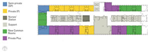 Healthcare space planning by DHG