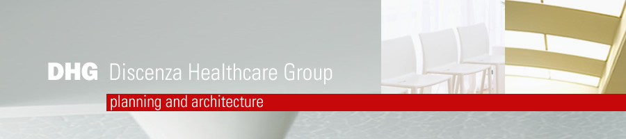 Discenza Healthcare Group Planning and Architecture for Hospitals and Medical Centers